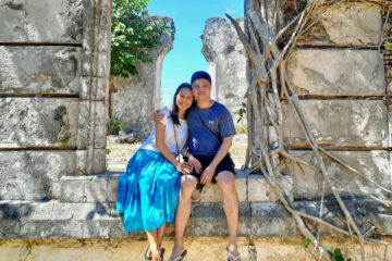 Majal and Regine's First Anniversary